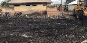Zoomlion clears heap of refuse at Lamashegu after viral video plea to Akufo-Addo