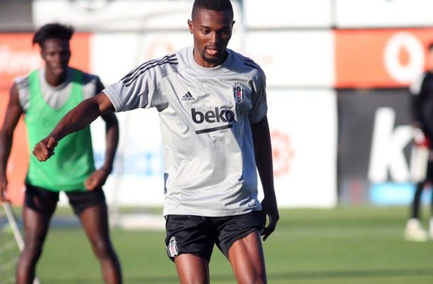 VIDEO: 'Poetic' Bernard Mensah calls Besiktas his home