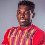 Former Hearts midfielder Benjamin Afutu joins Egyptian side El Sharkia Lel Dokhan