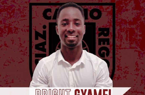 OFFICIAL: Ghanaian defender Bright Gyamfi joins A.C Reggiana