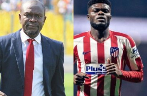Black Stars coach tells Partey to snub Arsenal as they can't guarantee regular Champions League football