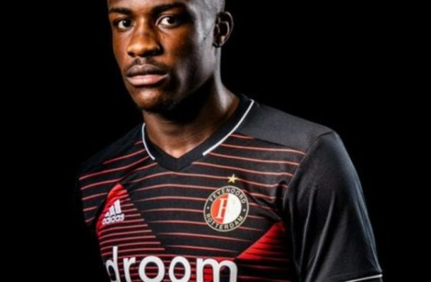 Feyenoord newboy Christian Conteh's transfer documentation now ready