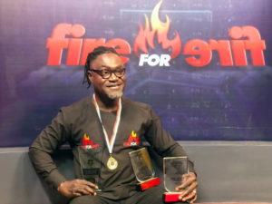 VIDEO: Countryman Songo announces return to Nhyira FM Sports in Kumasi
