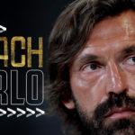Juventus names Andrea Pirlo as new coach