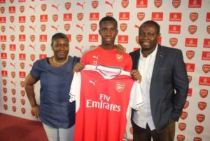 EXPOSED: Eddie Nketiah's father doesn't know 'phantom' uncle Vincent Owusu Appiah