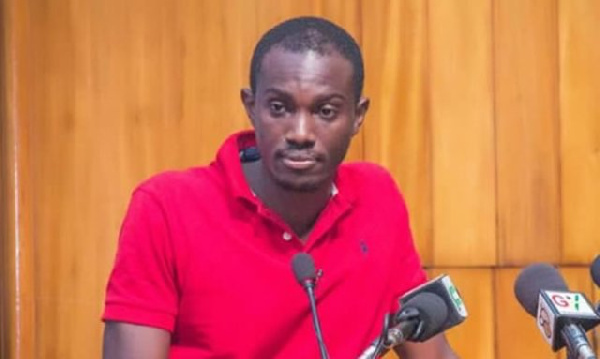Akufo-Addo cannot fight galamsey because his people are behind it - Ernesto Yeboah