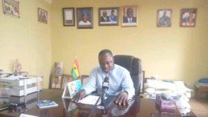 Techiman MCE Kofi Donyina loses father
