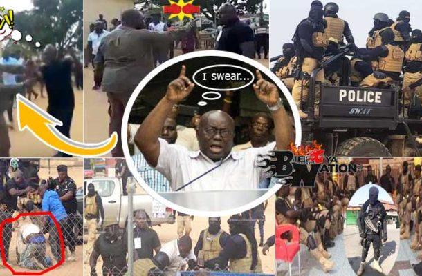 Politics of arrogance, brute force and lies; Ghana deserves better - CDG-Gh