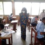 E/R: Deputy Education Minister tours WASSCE centers