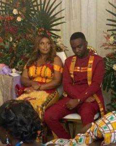 PHOTOS & VIDEOS: Gospel musician Joe Mettle marries girlfriend Selassie