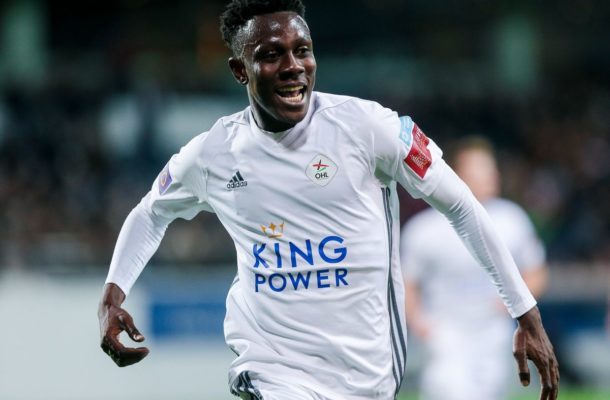 Its my intention to play in the Premier League with Leicester - Kamal Sowah
