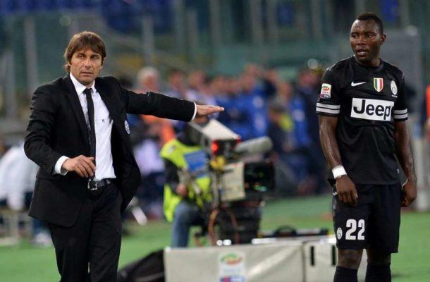 Inter Milan renew match interest in Kwadwo Asamoah