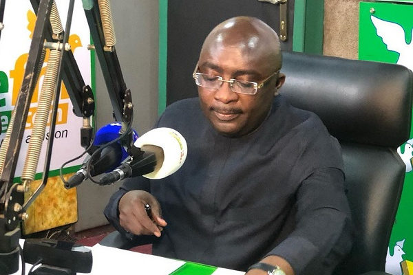 We will not legalise 'Okada' business – Bawumia