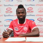 Bernard Morrison finally joins Simba SC from Young Africans