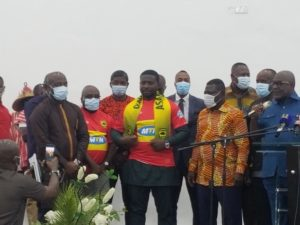 VIDEO: Nana Yaw Amponsah thanks Otumfour and the club's supporters after being named Kotoko CEO