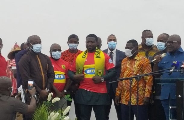 Avoid seeking solace on radio when there is a problem - Jarvis Peprah cautions new Kotoko CEO