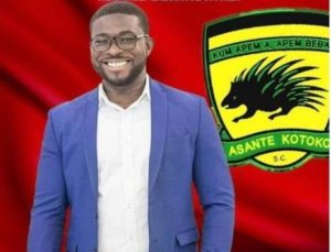 I snubbed a club in England to take over the Kotoko job - Nana Yaw Amponsah reveals