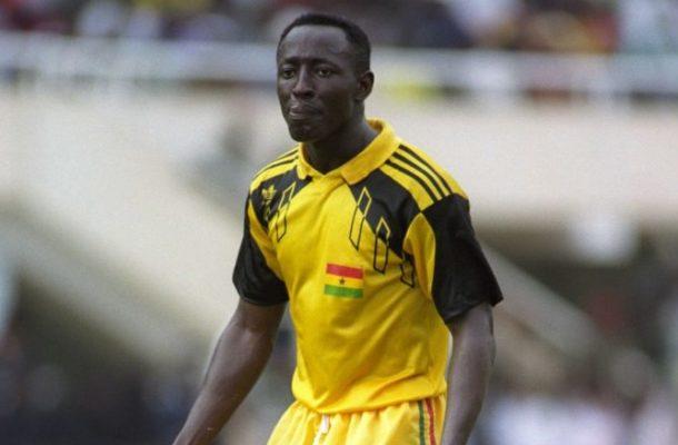 Handing captain's armband to Tony Baffoe cost Ghana 1992 AFCON title - Prince Poku Polley