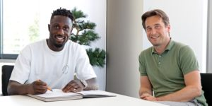 Hannover 96 Sporting Director sings the praises of new boy Kingsley Schindler