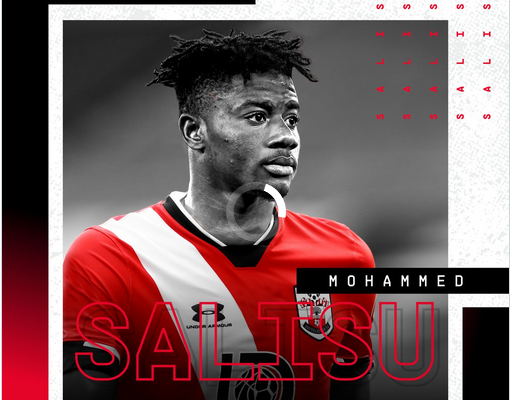 OFFICIAL: Southampton announce signing of Mohammed Salisu