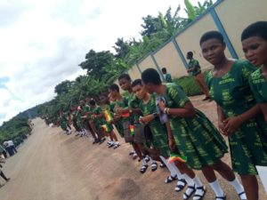 'He wants us to score F9' – Tweneboa Kodua SHS students protest against 'strict' headmaster