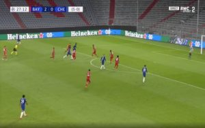 VIDEO: Watch Callum Hudson-Odoi's goal that was disallowed against Bayern Munich
