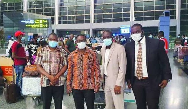 226 Ghanaians repatriated from Qatar after being stranded over Covid-19 outbreak