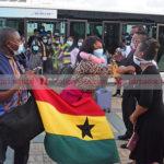 96 Ghanaian nurses arrive in Barbados to work in the medical field