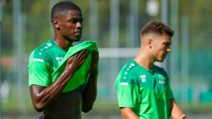 VIDEO: Kwame Duah scores for St. Gallen in friendly loss to Freiburg