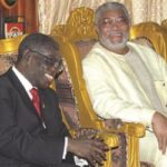 How Rawlings made me 'lock' 'inebriated' Mills in my office - Ahwoi recounts