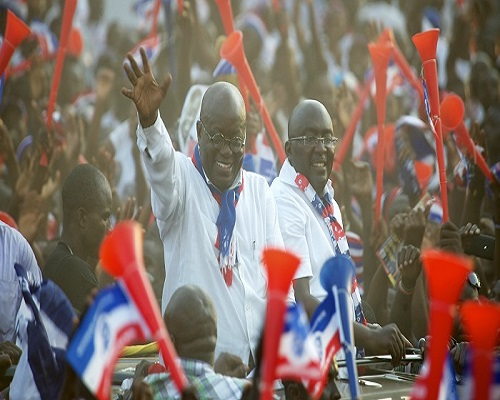 2020 elections: No big rallies for political parties – Akufo-Addo hints