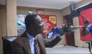 My government is in power, I'll not retract the insult - NPP Communicator goes haywire