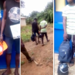 VIDEO: Thieves break into pastor's home; steal banku, palm nut soup, tomatoes ...