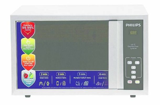 Fight germs with this Philipscreation