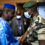 Mali's junta starts talks on return to civilian rule