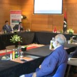 Rival Libyan goverments hold talks in Morocco