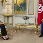 Spain's Minister met Tunisian President to relaunch bilateral ties