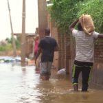 Record Nile floods kill almost 100 in Sudan