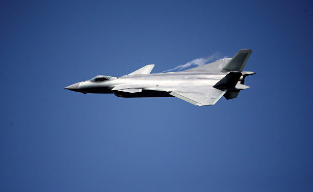 Pentagon Claims China's PLAAF 'Rapidly Catching Up' to Western Air Forces