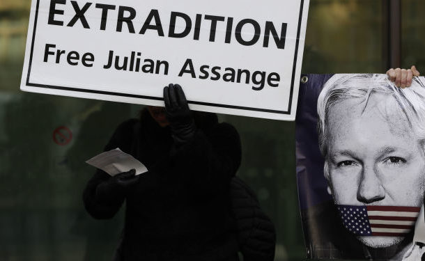 Live Updates: WikiLeaks Founder Assange's Extradition Trial Resumes
