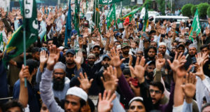 Thousands of Protesters March in Pakistan Over Charlie Hebdo Rerun of Mohammad Cartoons - Videos