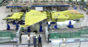 Video: South Korea's New Stealth Fighter Taking Shape at Saechon Factory