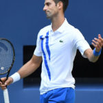Top Seed Novak Djokovic Disqualified From US Open Fourth Round for Aggressive Behaviour