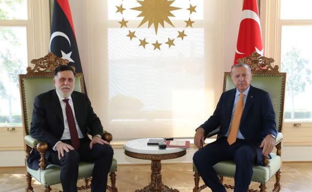 Turkey's Erdogan, Libya's Sarraj Discuss Cooperation in Eastern Mediterranean