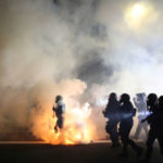 Portland Police Make Nearly 60 Arrests During Weekend Protests