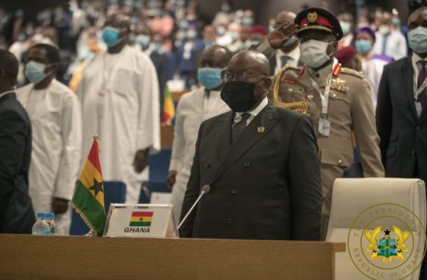 PHOTOS: Akufo-Addo gets new appointment