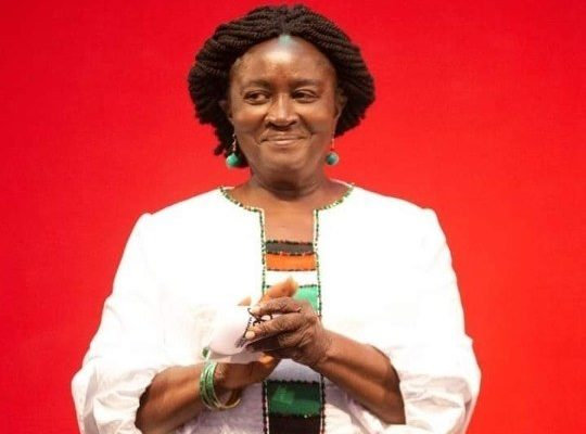 The infectious charisma of Professor Opoku-Agyemang