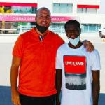 Exclusive: Ghana's Alhassan Mubarak touches down in Granada