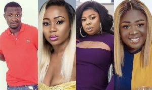 Akuapem Poloo blames Afia Schwarzenegger, Tracey Boakye, Archipalago for nude video leak