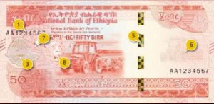 'Billions in Ethiopia's new banknotes ready for distribution'